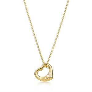 Tiffany & Co Heart Pendent
